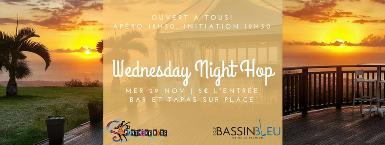 Wednesday Night Hop @ Golf du Bassin Bleu