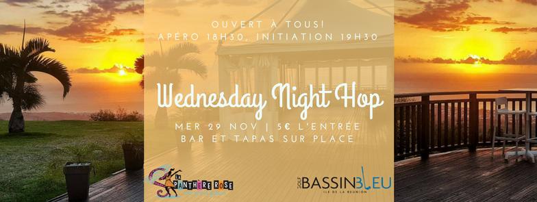 Wednesday Night Hop @ Golf du Bassin Bleu